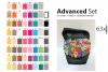 Graphmaster Advanced Marker Set