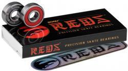 Bones Bearings Reds Set