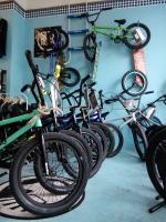 BMX Kompletträder im Deepend Frankfurt