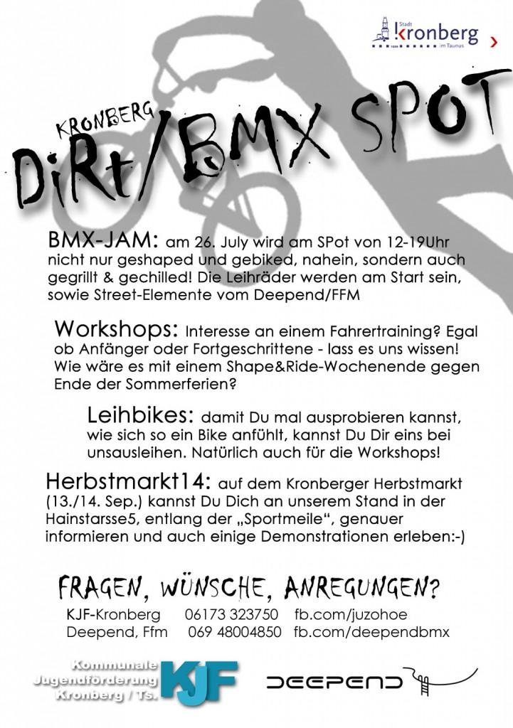 Spot-Info-Flyer
